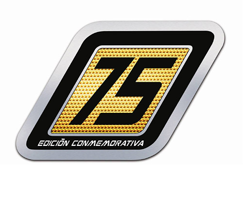 Chevy 75 aniversario