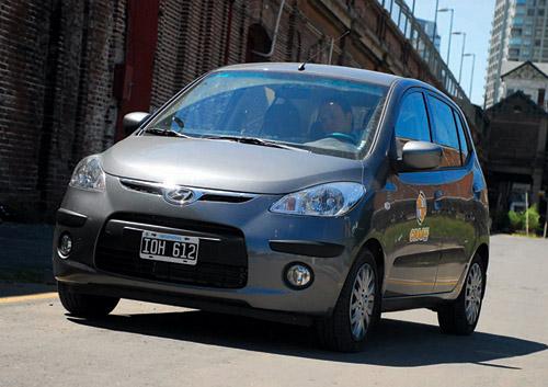 Hyundai i10, Auto más seguro de 2010