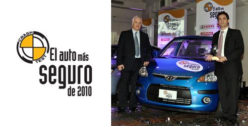 El Auto más seguro 2010
