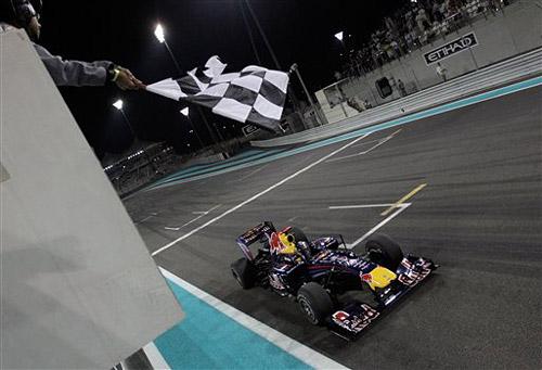 Sebastian Vettel, el campeón más joven de la Fórmula 1.