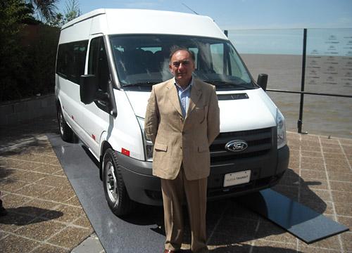 Jorge Di Nucci, Director de Relaciones Institucionales de Ford Argentina