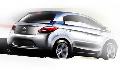El nuevo compacto global de Mitsubishi