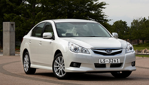 Subaru New Legacy 2.5