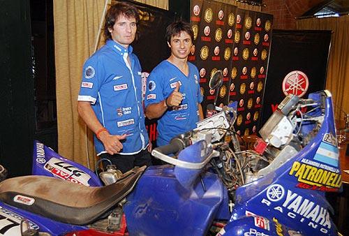 Marcos y Alejandro Patronelli