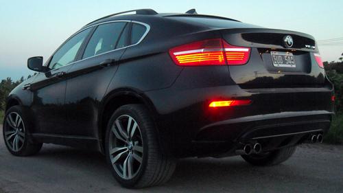 Test del BMW X6 M - Foto: Cosas de Autos