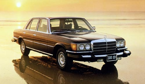 Mercedes-Benz 300 SD de 1977