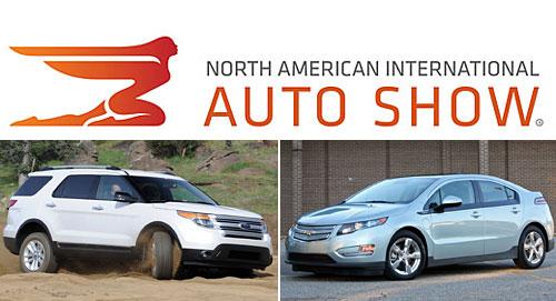 Ganadores como Auto y Camioneta del Año en el Salón de Detroit 2011