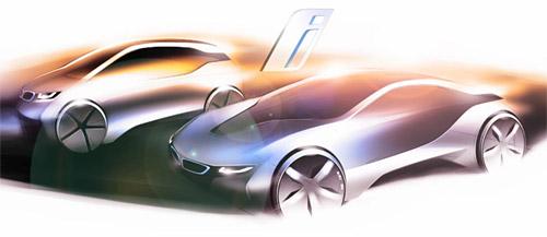 BMW i3 y i8