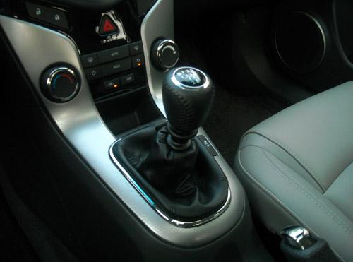 Chevrolet Cruze manual, contacto en Argentina