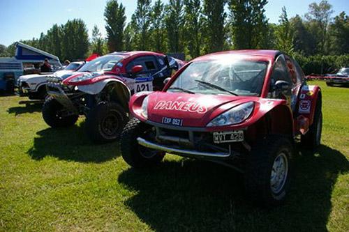 Paneus en Expo Auto Argentino 2011