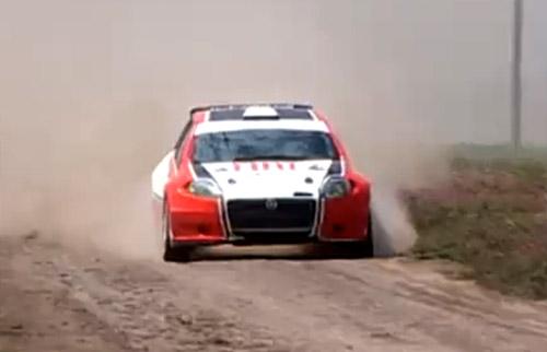 Fiat Punto Maxi Rally