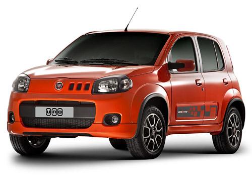 Nuevo Fiat Uno Sporting