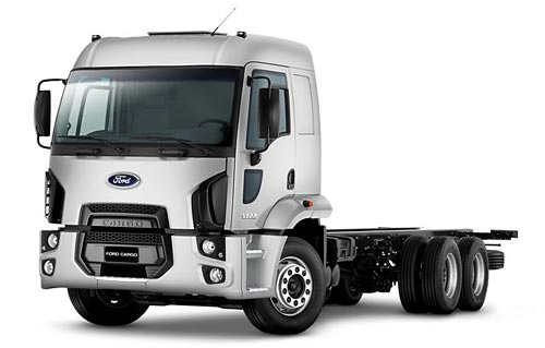 Ford Cargo 2012