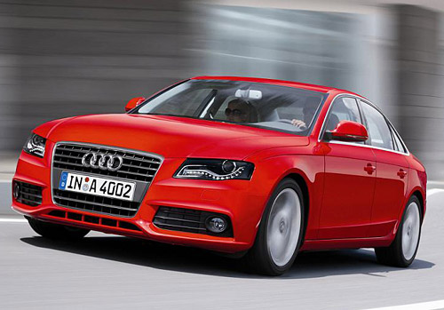 Audi A4 gama 2011