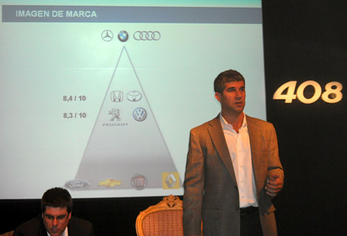 Gabriel Cordo Miranda, Director General de Peugeot Argentina