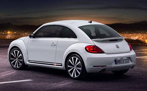 Nuevo Volkswagen Beetle 2012