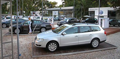 VW en Pinamar 2011