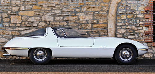 Chevrolet Testudo (1963)