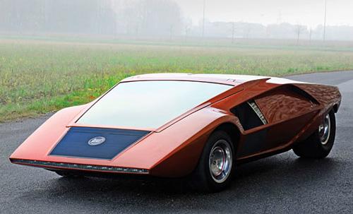 Lancia Stratos HF Zero (1970)