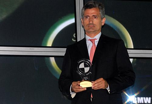 Dan Christian Menges, Gerente de Comunicación Corporativa de BMW Group Argentina