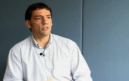 Maximiliano Chomnalez, responsable de ventas y marketing de smart en Argentina