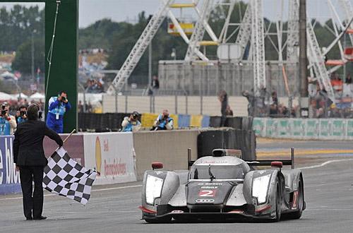 Triunfo de Audi en las 24 Horas de Le Mans 2011