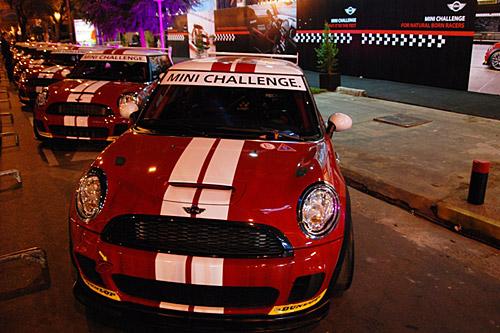 Lanzamiento de la MINI Challenge en Argentina