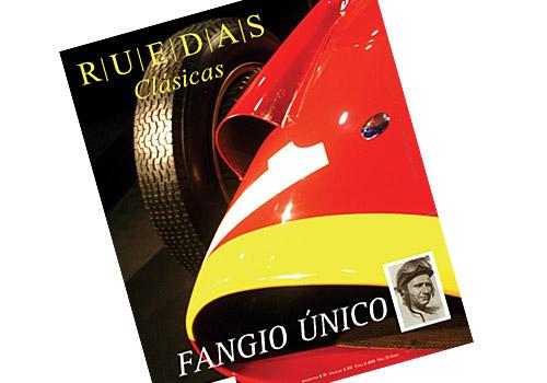 """Ruedas Clásicas """"Fangio Único"""""""