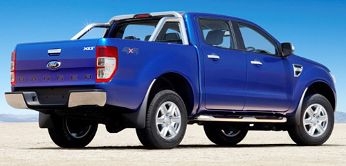 Ford Ranger 2012