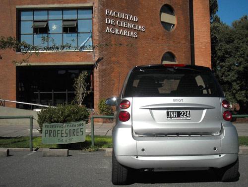 smart en Argentina - Foto: Cosas de Autos