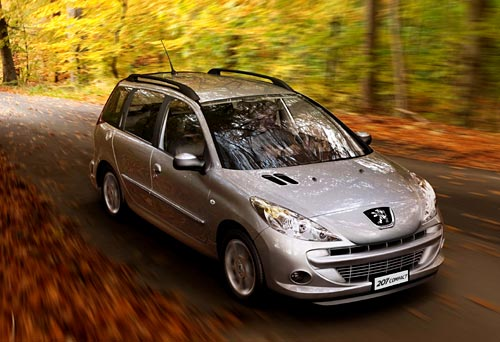 Peugeot 207 Compact SW