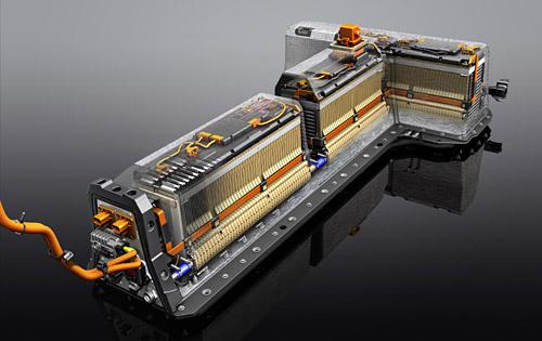 Las baterías del Volt. Se analiza la factibilidad de su producción en Argentina.