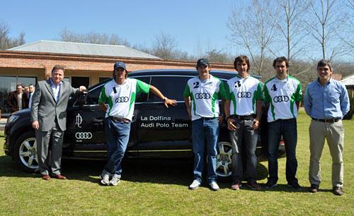 Audi, nuevo sponsor de La Dolfina