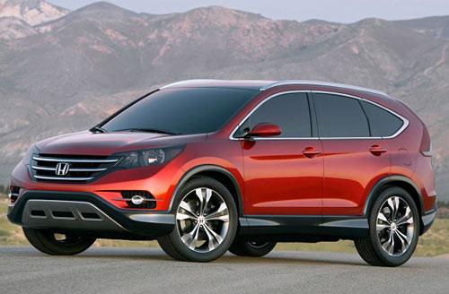Honda CR-V 2012 Concept