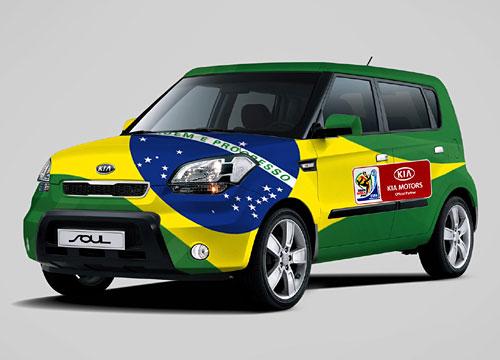 Kia Soul Brasil