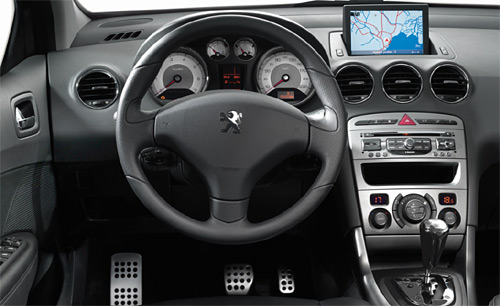 Cartografía gratuita para el Peugeot 408