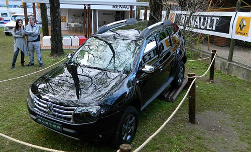 Renault Duster en Autoclásica 2011