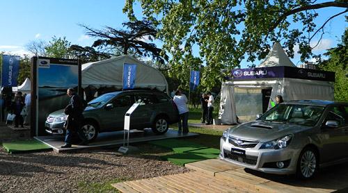 Subaru en Autoclásica 2011