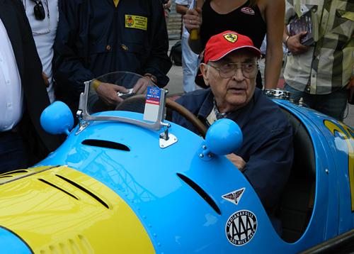 Ferrari Track Day - Homenaje a José Froilán González - Foto: Cosas de Autos