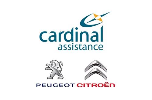 Cardinal Assistance, elegida por Peugeot Citröen Argentina
