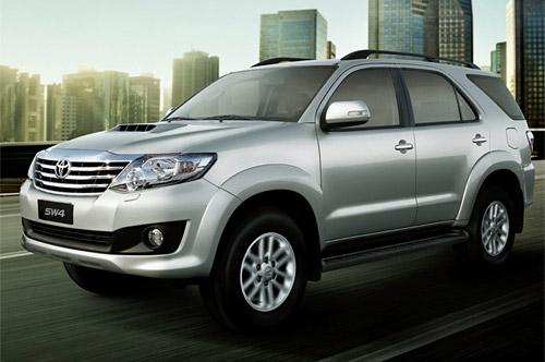 Toyota SW4 2012