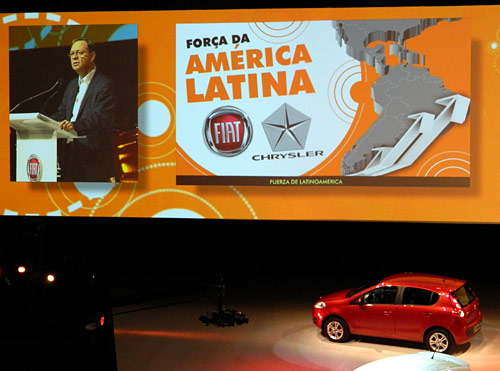 Cledorvino Bellini, presidente de Fiat Auto América Latina.