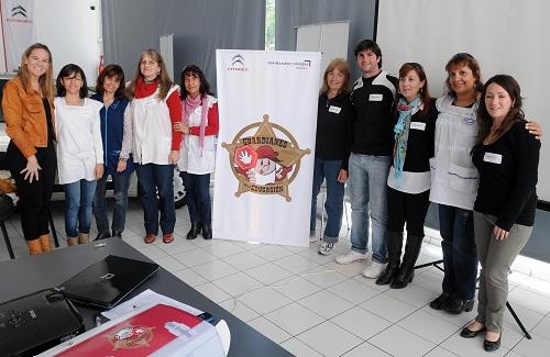 Guardianes de la Educación de Citroen Argentina