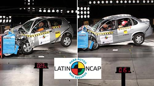Latin NCAP Fase II