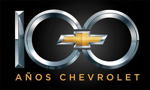 Chevrolet 100 años