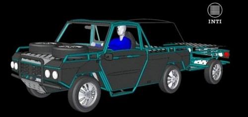 Prototipo Sacha desarrollado por el INTI
