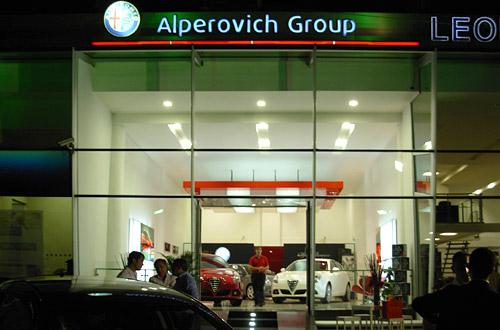 Alperovich Group concesionario Alfa Romeo en Tucumán