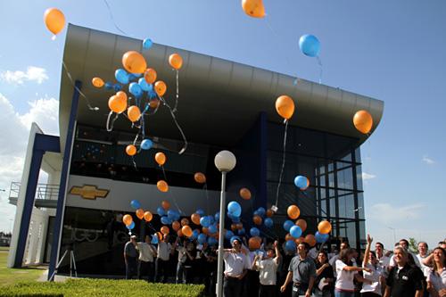 GM Argentina celebró el 14° Aniversario de su Planta en Rosario