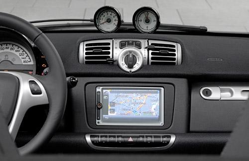 smart con GPS con cartografía argentina