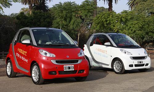 Mercedes-Benz y smart estarán en Punta del Este, MDQ y Pinamar